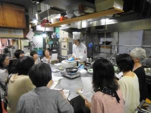 お料理教室写真