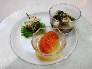 料理教室前菜
