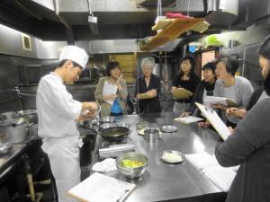 喜京屋お料理教室