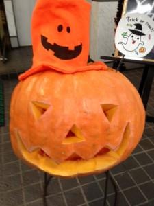 ハロウィーン かぼちゃ